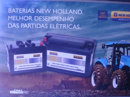 Baterias NEW HOLLAND