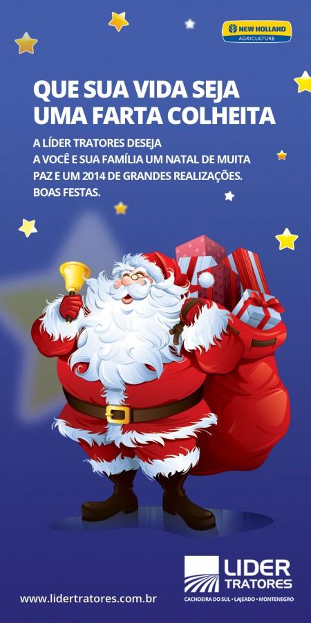 Feliz Natal e Próspero 2014